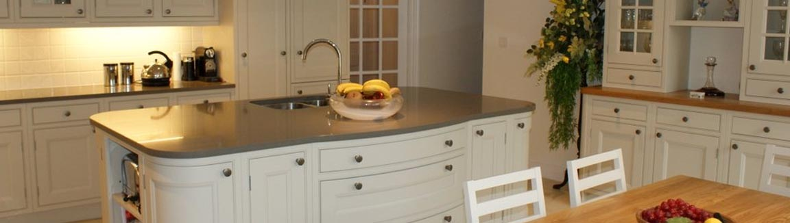 Hand crafted Kitchens from Peter Booth Kitchens